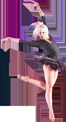 Pop Ballet - Adrienne Canterna - Rock The Ballet